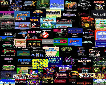 top nes games